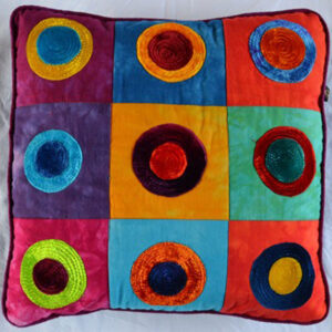 Cushion by Lin Patterson