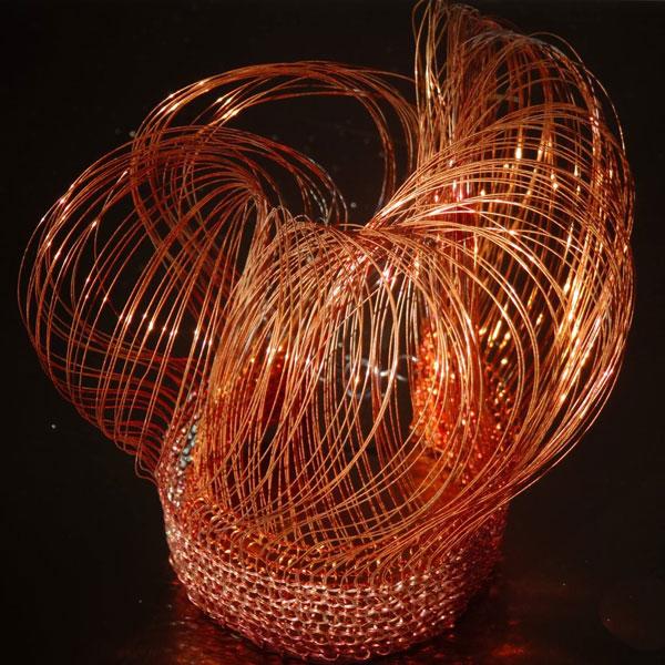 • Copperknit