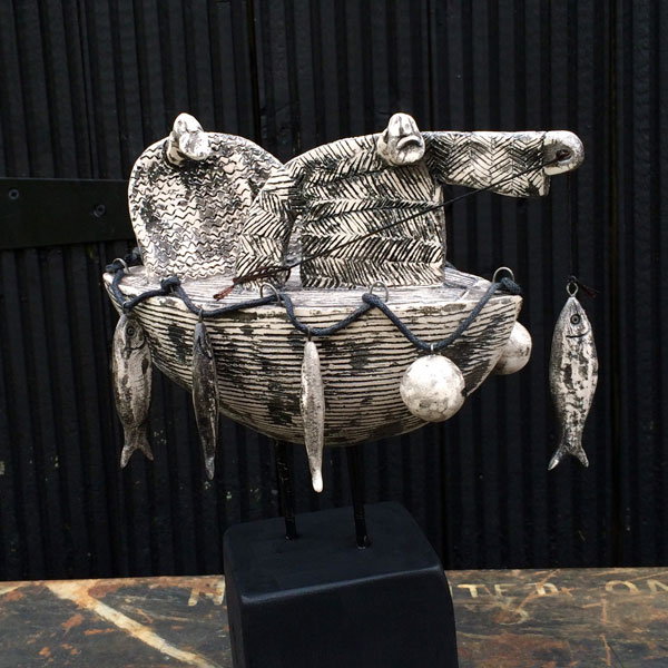 Joe Lawrence Sculpture