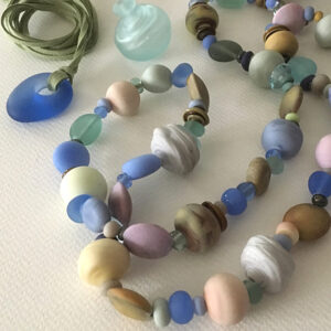 Necklace by Clare Gaylard