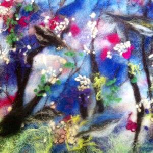Textured artwork