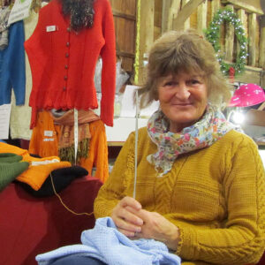 Jacki from Island Knitwear