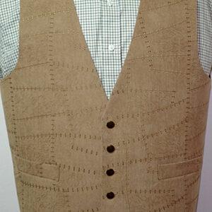 Waistcoat by Malcom Hall