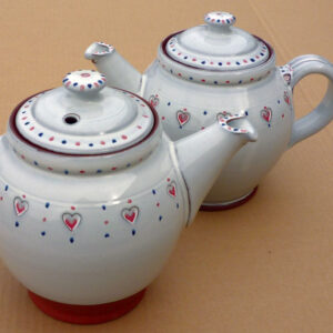 Teapot by Suffolk Potteries