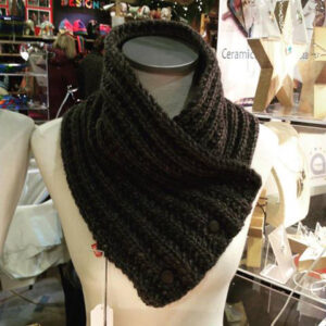 Ladies scarf by Suffolk Threads