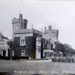 Rougham Hall in its heyday