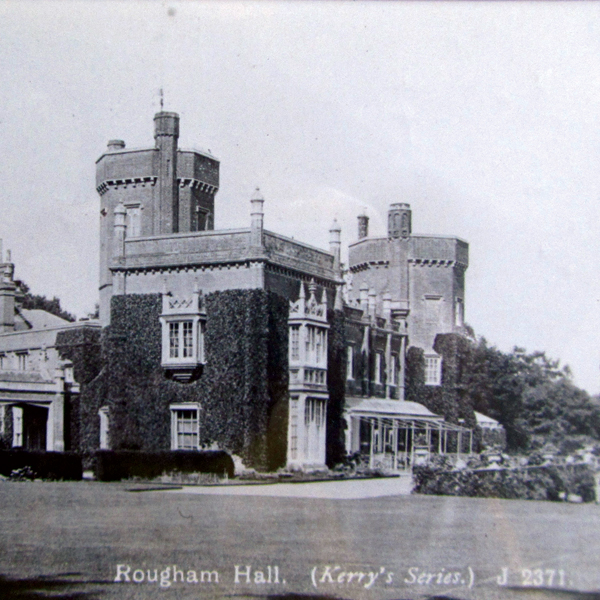 Rougham Hall Talk & Walk Day