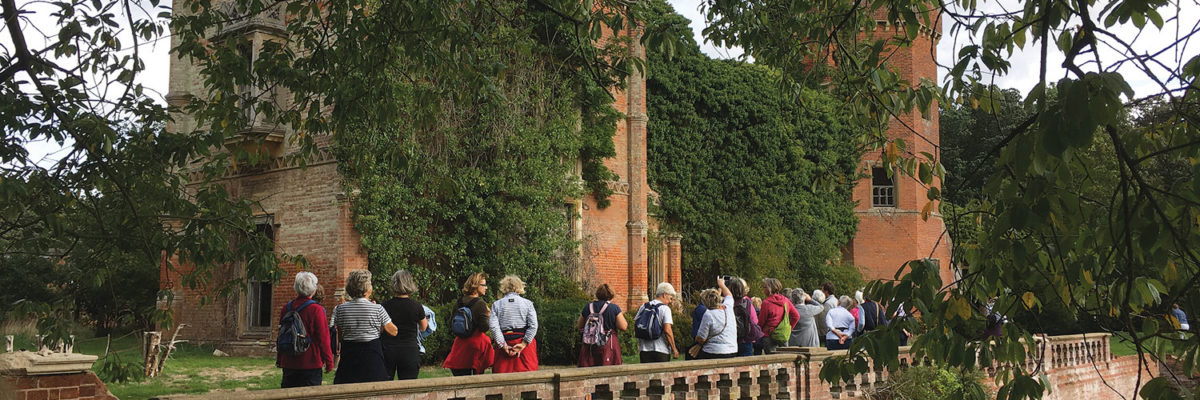 Rougham Hall Walks