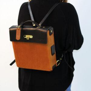 Letaher bag by Sam Brown London