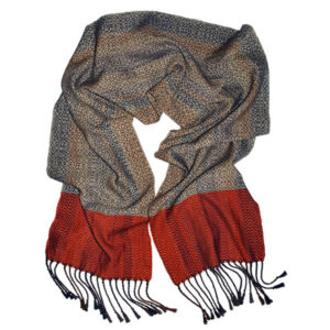scarf by Theo Wright