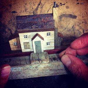 House made by Matt Brown