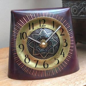 Clock by Rebecca Stark