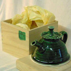 Domestic teapot made by Mike Goddard