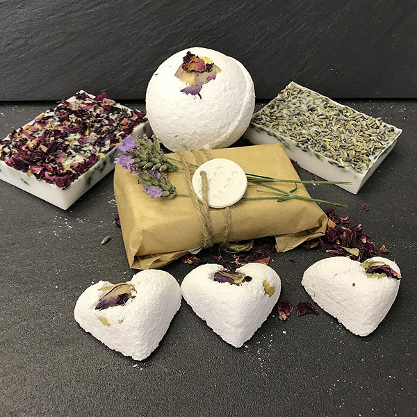 Soap & Bath Bomb making