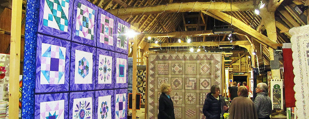 The Big Quilts Exhibition