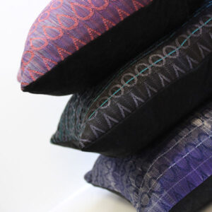Cushions by Chloe Scott Woven Design