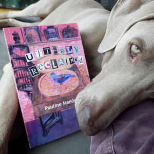 Pauline Mander's book and dog