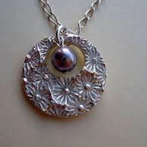 Silver Pendant : 10am – 1pm : Fri 29 November
