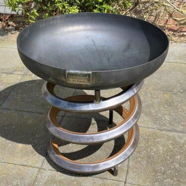 Ablaze Bowls by Kit Agnew