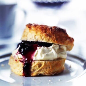Treat yourself to a scone, or more